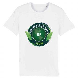T-shirt Better World