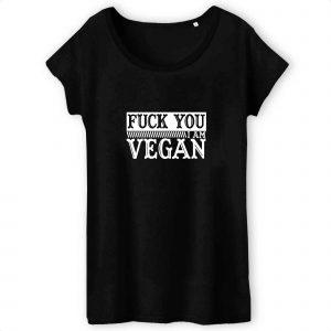 T-shirt F**k U